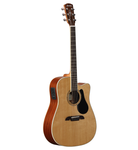 Alvarez Artist Series AD60CE acoustic / electric Dreadnought Guitar
