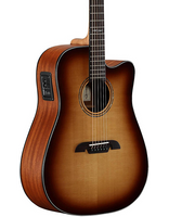 Alvarez Artist Series AD60CESHB acoustic / electric Dreadnought Guitar