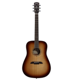 Alvarez Artist 60 Series AD60SHB Dreadnought Guitar w. Shadowburst Finish