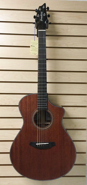 Breedlove Organic Wildwood Concert Satin CE Acoustic-Electric Guitar