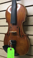 J.R. Brooks 4/4 Violin (used)