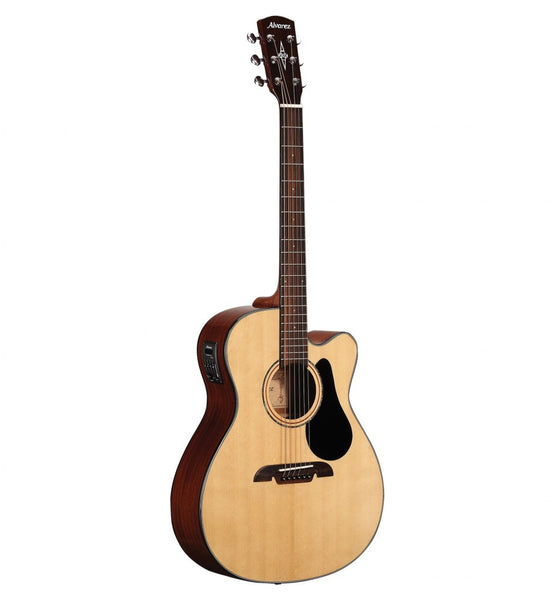 Alvarez Artist Series AF30CE acoustic / electric Folk Body Guitar