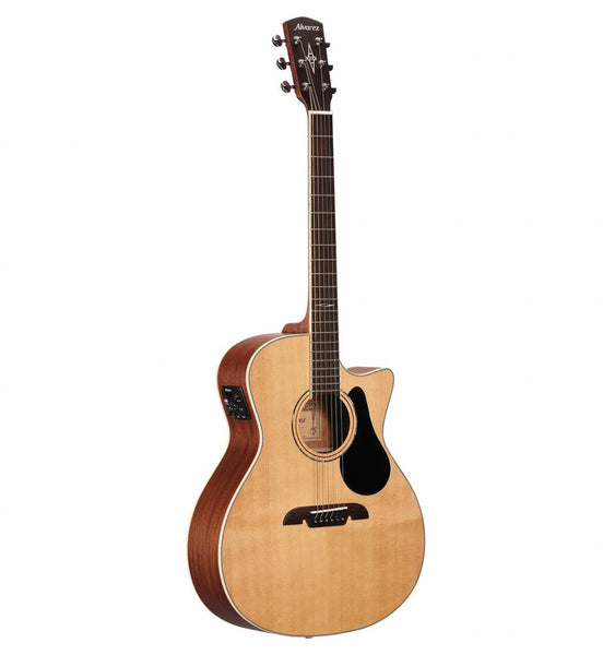 Alvarez Artist Series AG60CE acoustic / electric Grand Auditorium Guitar