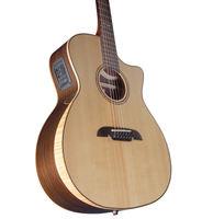 Alvarez Artist Series AG70CEAR Grand Auditorium acoustic / electric w Bevel Armrest