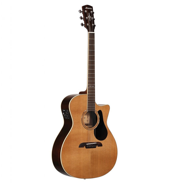 Alvarez Artist Series AG75CE acoustic / electric Grand Auditorium Guitar