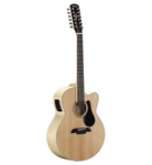 Alvarez Artist 80 Series AJ80CE-12 acoustic / electric 12-String Guitar