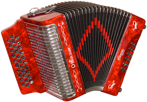 Alacran AL3112 GCF Button Accordion