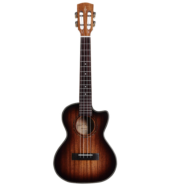 Alvarez Artist Series AU66TCESHB Tenor Acoustic-Electric Ukulele