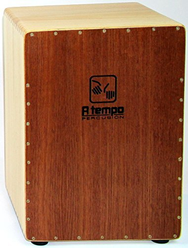 A Tempo Percussion Flamenco Basico Cajon