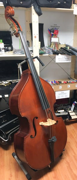 Angelico 1/2 size Upright Bass (used)