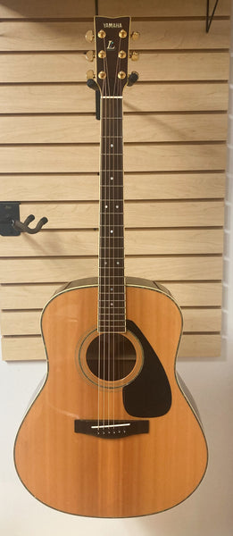 Yamaha LL-11E Acoustic-Electric Guitar (used)