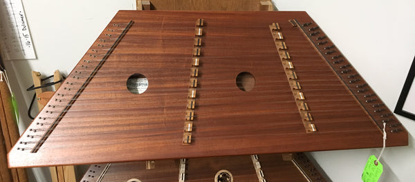 Dusty Strings D10 Hammered Dulcimer (used)