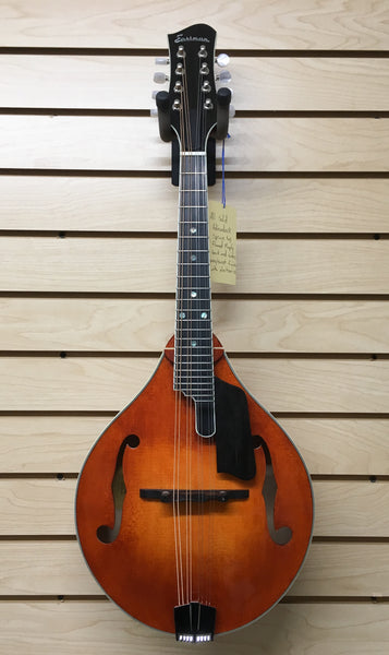 Eastman MD805PGE-HB Mandolin with Pickup