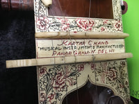 Kartar Chand Professional Sitar with Hard Case (used)