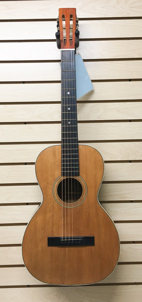 Steel String Parlor Guitar, ca. 1930 (used)