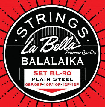 La Bella Superior Quality Balalaika String Set