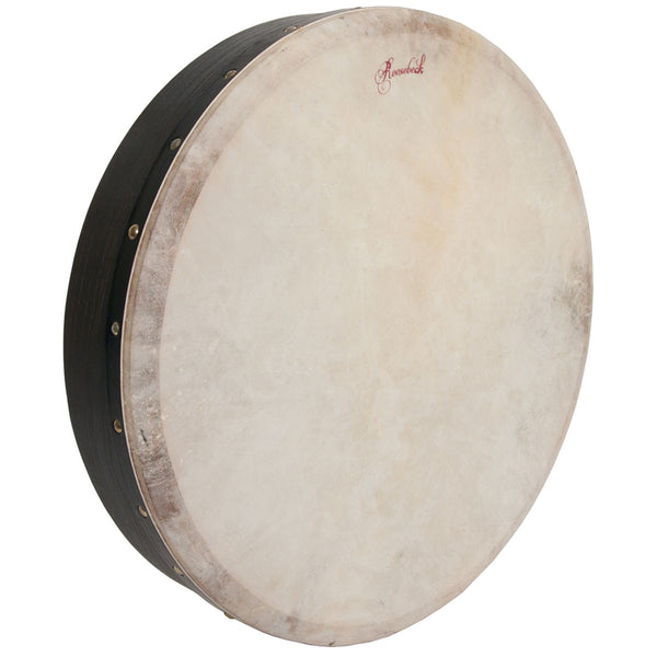 Roosebeck Pretuned Bodhran 18 x 3.5 Mulberry