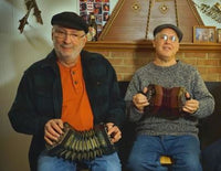 Sat. June 22 - Introduction to Concertinas Workshop w/Randy Stein & Jim Besser