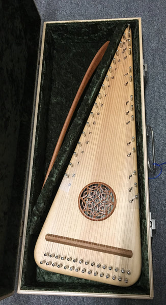 Unicorn Strings Left Handed Bowed Psaltery (used)