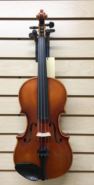 Knilling No. 71 4/4 Violin w/Case & Bow (used)
