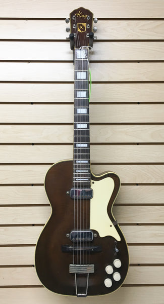 Kay Pro 172-H Thinline Archtop Electric Guitar, 1956 (used)