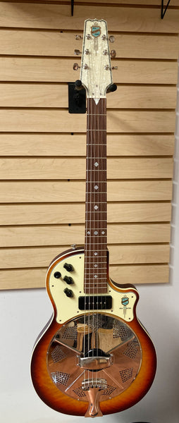 National Resophonic Resolectric Guitar (used)
