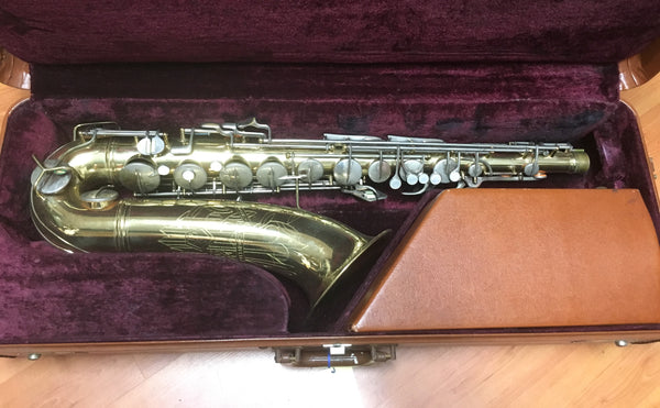 Conn 10M Tenor Saxophone, ca. 1959 (used)