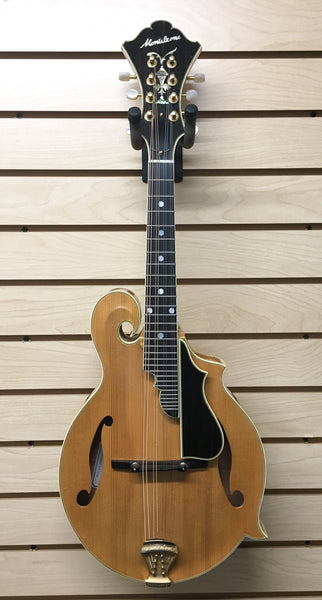 Monteleone Grand Artist Mandolin, 1982, Blonde (used)