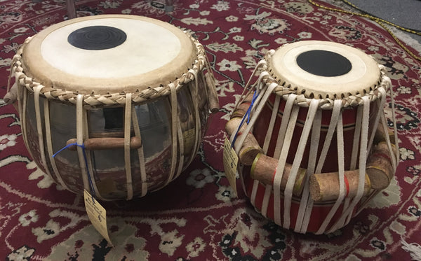 Pakistani Tabla Set (used)