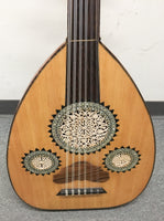 Egyptian Oud w/2 cases (used)