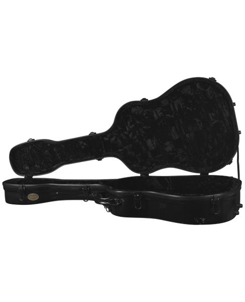 Superior CF-1510B Deluxe Fiberglass Dreadnought Acoustic Guitar Case