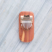 Mountain Melodies Board Thumb Pianos