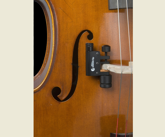 Realist SoundClip Pickup for Cello