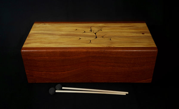 12-Key Tongue Drum By Hardwood Music