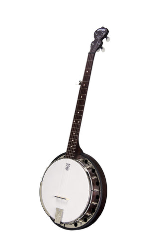 Deering Goodtime Classic Two 5-string Resonator Banjo by Deering