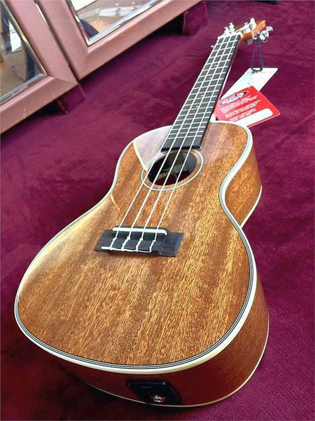 Kala Mahogany Series KA-CGE acoustic / electric Concert Ukulele (gloss finish)
