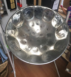 Tenor Lead Steel Drum, Chrome (used)