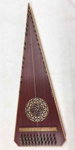 Song Of the Wood Bowed Psaltery (used)