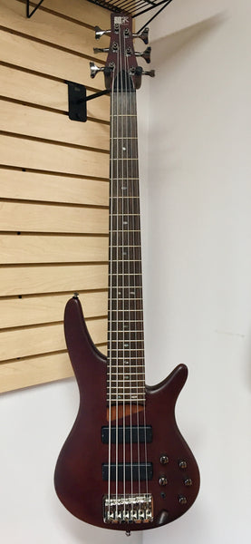 Ibanez SR506E 6-String Electric Bass (used)