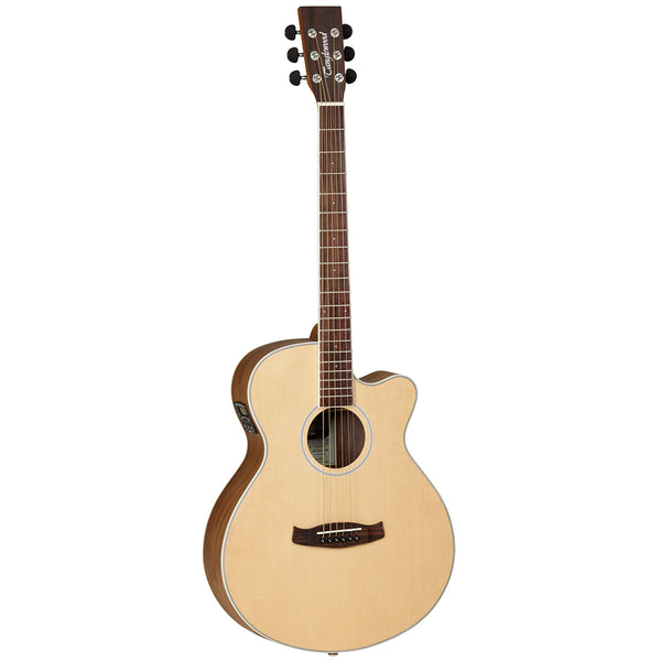 Tanglewood Discovery DBTSFCEBW Acoustic-Electric Guitar