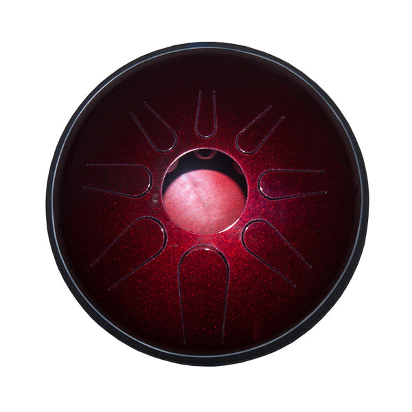Idiopan Domina 12-inch Tuneable Steel Tongue Drum