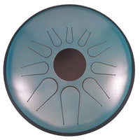 Idiopan Dominus 14-inch Tuneable Steel Tongue Drum