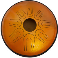 Idiopan Dual Tone 14-inch Tuneable Steel Tongue Drum