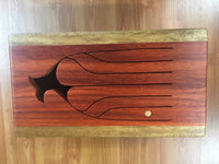Whale Tongue Drum by Hardwood Music