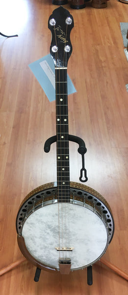 Lange Tone-King Tenor Banjo (used)