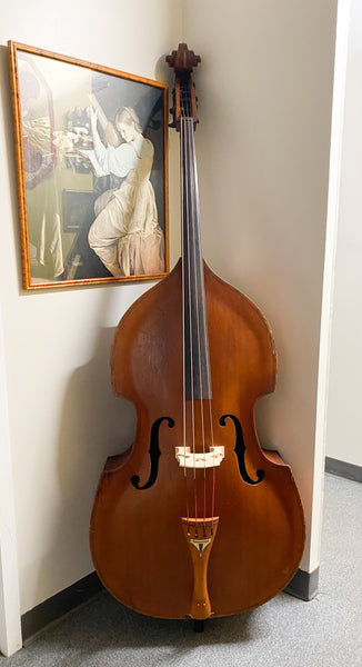 Epiphone 3/4 Upright Bass, ca. 1960 (used)