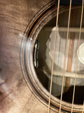 Breedlove Oregon Concert CE Raven Acoustic-Electric Guitar