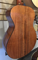 Breedlove Oregon Concert Bourbon E Guitar