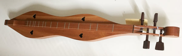 Musical Traditions Cherry Lap Dulcimer w/hard case (used)