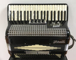 Feralli 72-bass Piano Accordion (used)